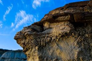 Avonlea Badlands - Hawk Rock
